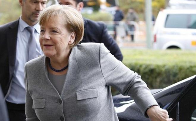 """Đức: Không thành lập được chính phủ liên hiệp, bà Merkel có nguy cơ """"mất ghế"""""""