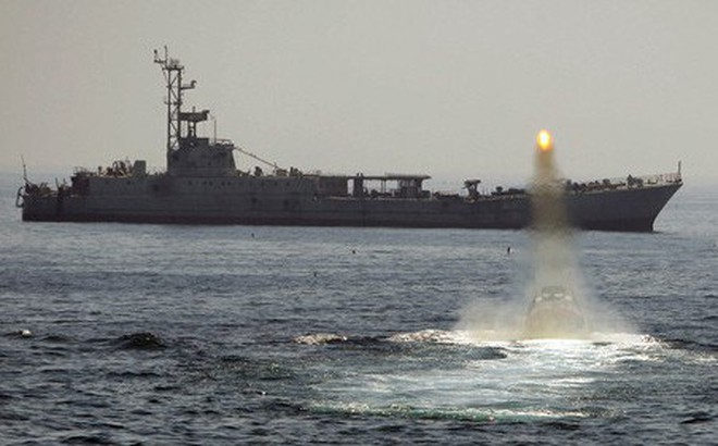 Phô diễn sức mạnh hải quân, Iran cử chiến hạm tới Mỹ Latinh và Vịnh Mexico