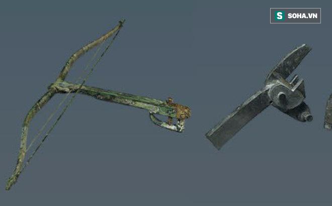 """Bí mật mũi tên trong lăng mộ Tần Thủy Hoàng: Công nghệ """"bậc thầy"""" thời cổ đại"""