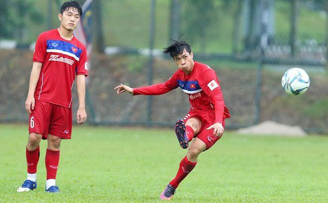 Công Phượng là át chủ bài của U23 Việt Nam