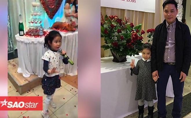 Bé gái người Việt 'quẩy cực sung, hát cực đỉnh' tại một đám cưới ở Ba Lan