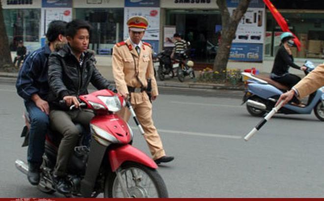 TP.HCM đề xuất tăng gấp đôi mức phạt vi phạm giao thông