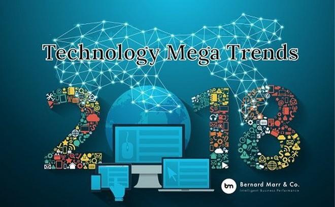 9 xu hướng công nghệ đột phá sẽ thay đổi thế giới năm 2018