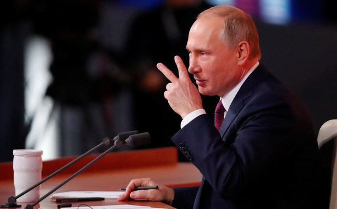 TT Putin: Quan hệ Nga-Trung không bị lệ thuộc vào kết quả của cuộc bầu cử TT Nga năm 2018