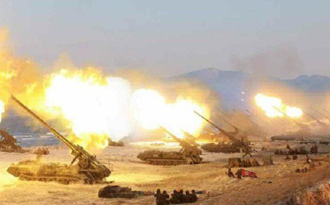 Nếu Triều Tiên nổ ra xung đột, đây là cách Mỹ đảm bảo an toàn cho Trung Quốc