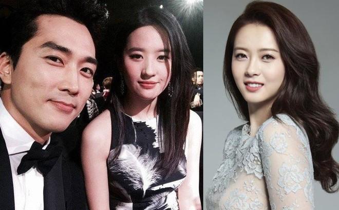 Song Seung Hun chia tay Lưu Diệc Phi để hẹn hò với mỹ nữ kém 14 tuổi?