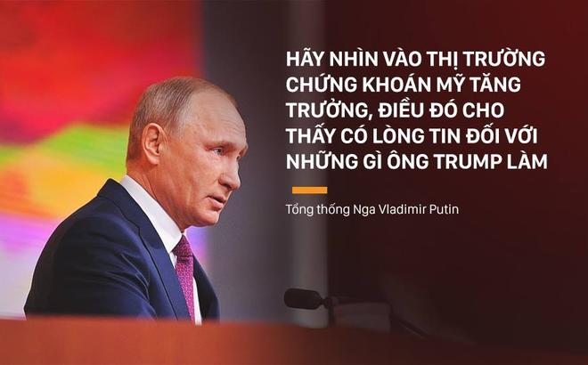 """Lại bất ngờ """"tình bạn Nga-Mỹ"""": Ông Putin hết lời cảm ơn ông Trump giúp chặn vụ khủng bố"""
