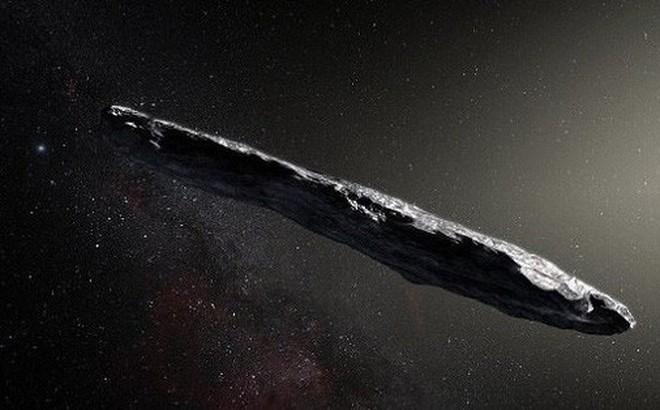 Kết luận về thiên thạch hình điếu cigar kỳ lạ: Có phải tàu vũ trụ của người ngoài hành tinh?