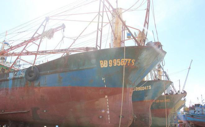 Đề nghị xử lý hình sự đơn vị đóng tàu né bồi thường cho ngư dân