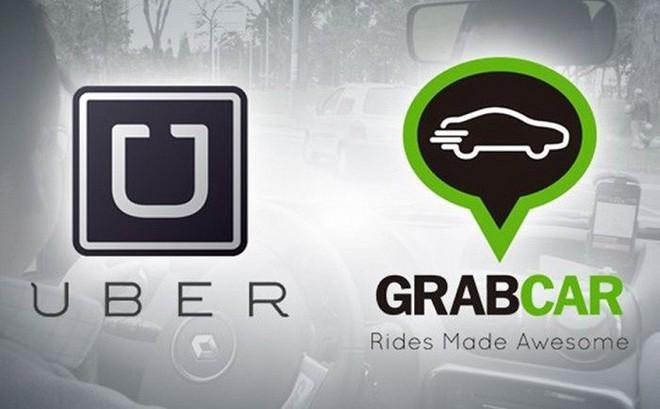 Uber, Grab 'lũng đoạn thị trường', doanh nghiệp taxi 'chết do chính sách'