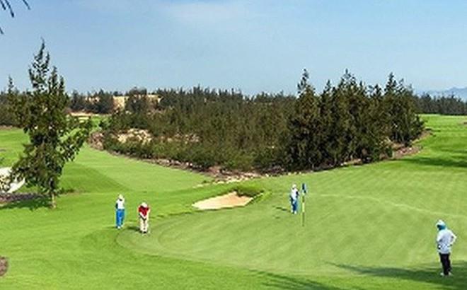 Loại sân golf thuộc dự án cũ của Vũ 'nhôm' ra khỏi quy hoạch
