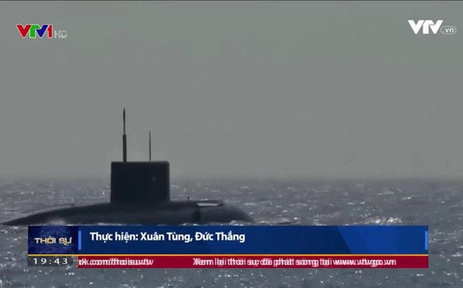 Uy lực của tên lửa Klub vừa được tàu ngầm Kilo 636 bắn thử