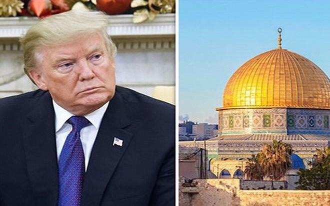 Israel xây hàng loạt công trình mang tên Tổng thống Trump