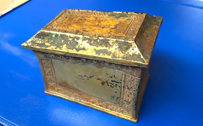 Cận cảnh cổ vật bằng vàng tại Nghệ An vừa được công nhận là bảo vật Quốc gia