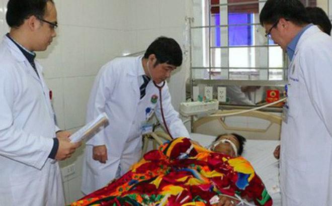Đốt than củi để sưởi ấm, nhiều người dân Hà Tĩnh bị ngộ độc khí CO