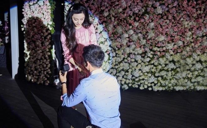 Lý Thần chính thức cầu hôn, Phạm Băng Băng sắp làm vợ người ta!
