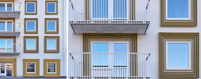 Vượt Mỹ, Thụy Điển xây dựng chung cư tự hút năng lượng Mặt trời đầu tiên trên thế giới - Ảnh 1.