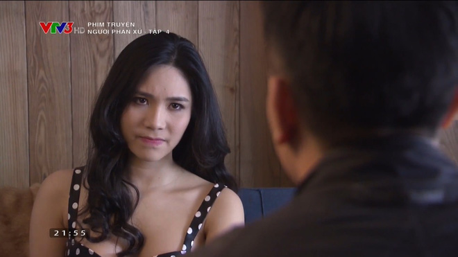 Bạn gái Quang Lê bị ghét vì hở hang từ trong phim ra ngoài đời - Ảnh 3.