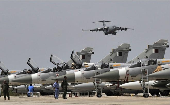 """Trước khi bị đồng minh """"từ mặt"""", Qatar tăng tốc hiện đại hóa quân đội: Đừng manh động?"""