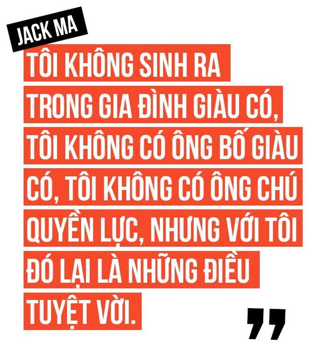 Jack Ma - Kẻ điên và mù cưỡi con hổ mù - Ảnh 2.