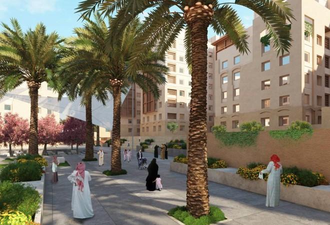 Chi mạnh 7 tỷ USD, Ả Rập Xê Út quyết tạo nên điều thần kỳ ở sa mạc cát - Ảnh 9.