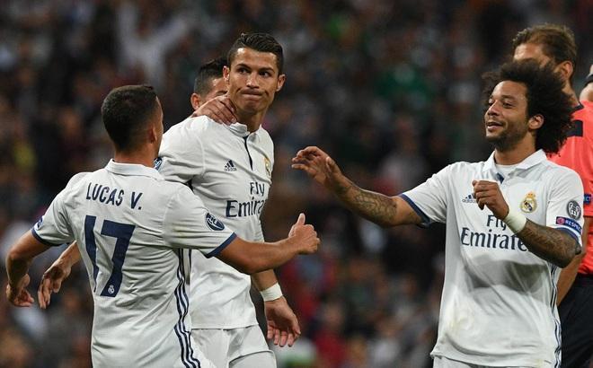 Đến lúc tìm lại bản năng sát thủ rồi, Ronaldo!
