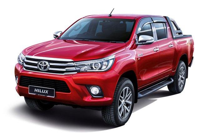Hàng loạt ô tô Toyota tại Việt Nam giảm giá mạnh trăm triệu - Ảnh 6.