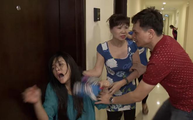 """""""Sống chung với mẹ chồng"""", tập 29: Con dâu phát điên vì mất con"""