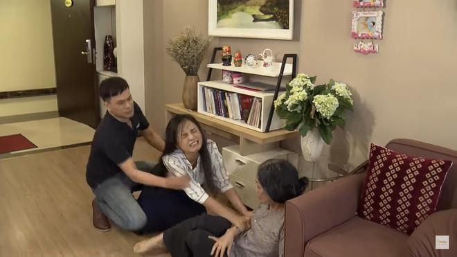 Sống chung với mẹ chồng, tập 29: Con dâu phát điên vì mất con - Ảnh 2.