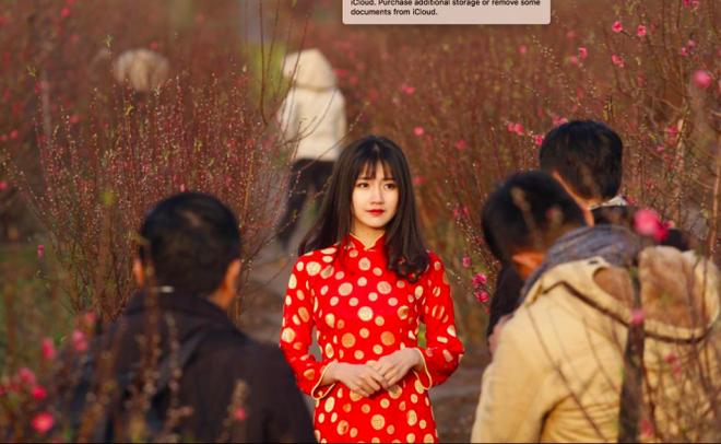 Một năm sau khi ảnh được lên Reuters, cô gái Sài Thành giờ đã trở thành diễn viên được săn đón - Ảnh 1.
