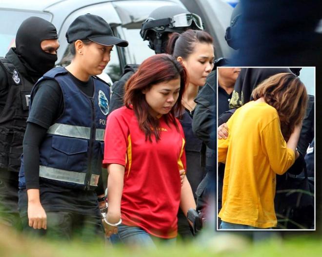 Đoàn Thị Hương bị Malaysia truy tố tội danh giết người, đối mặt án tử hình - Ảnh 4.
