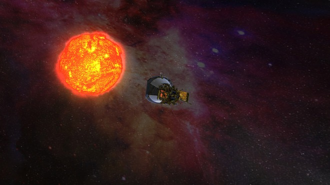 NASA chế tạo con tàu có sức bền gấp 500 lần bình thường để khám phá Mặt Trời - Ảnh 1.