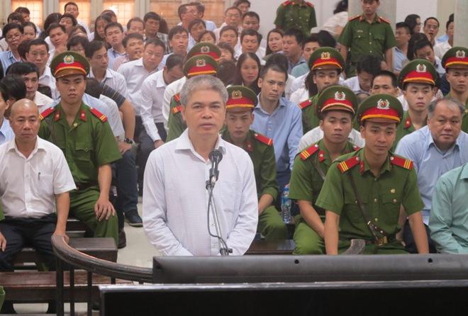 Đại án OceanBank: Đề nghị án tử hình cho Nguyễn Xuân Sơn,  Hà Văn Thắm án chung thân - Ảnh 1.