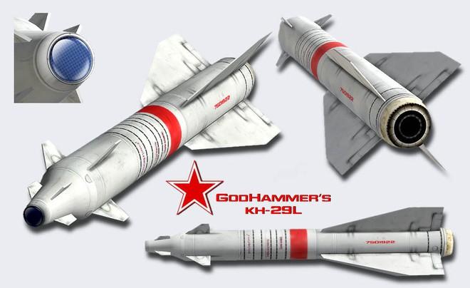 Việt Nam tự cải tiến tên lửa Kh-29, nâng tầm bắn pháo phản lực BM-21 - Ảnh 2.