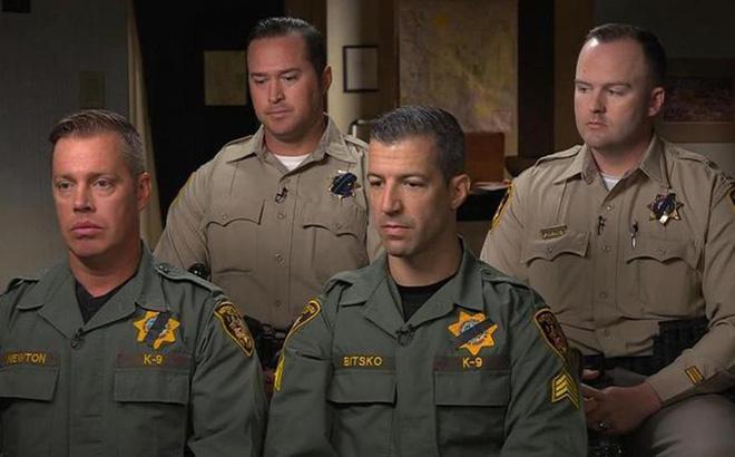 Cảnh sát đặc nhiệm Mỹ đã chạy chân đất, ập vào phòng hung thủ xả súng ở Las Vegas thế nào?