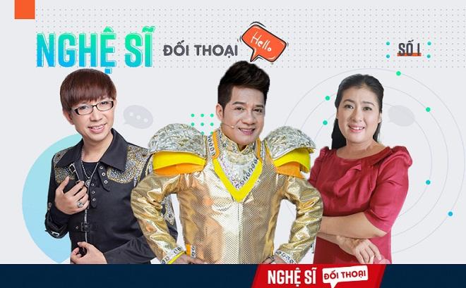 Minh Nhí, Thanh Thủy và Long Nhật đối thoại những góc khuất showbiz
