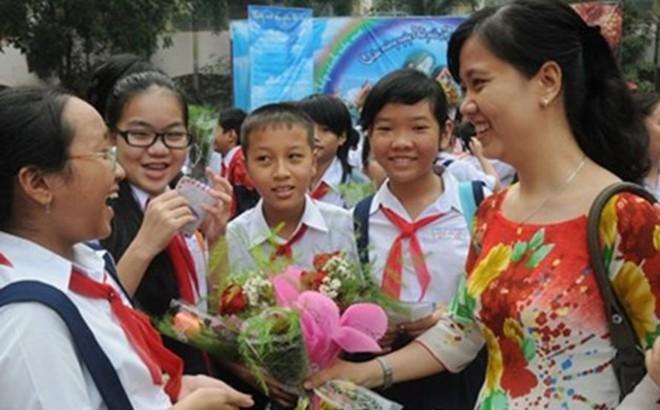 """Khi ngành giáo dục """"nói không"""" với quà tặng Ngày Nhà giáo Việt Nam"""