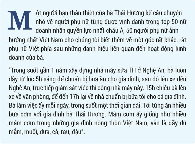 """Bà Thái Hương: """"Tôi rất thích là một người phụ nữ bình thường"""" - Ảnh 1."""