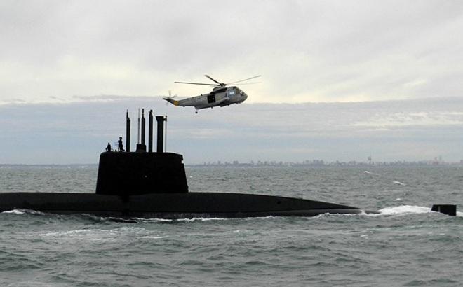 Liên tiếp có giả thuyết mới về vụ mất tích bí ẩn tàu ngầm Argentina