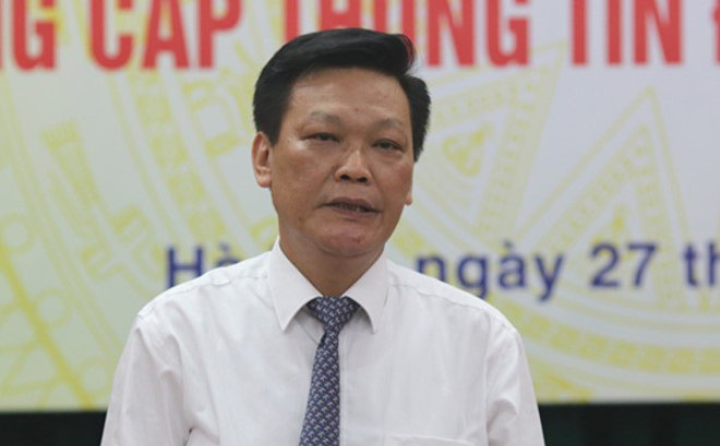 Bộ Nội vụ nói về thông tin Thứ trưởng được minh oan vụ thất lạc hồ sơ Trịnh Xuân Thanh