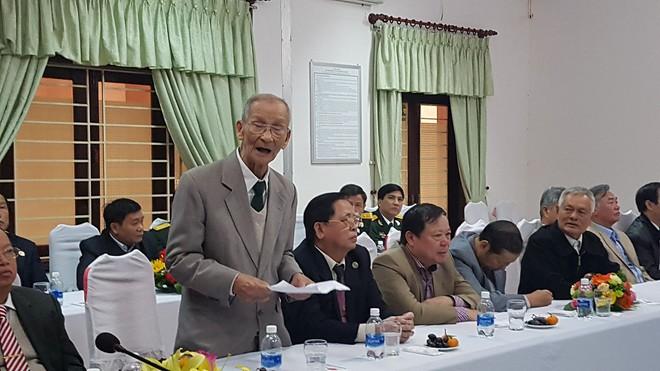 Bí thư Trương Quang Nghĩa nói với các vị tướng, tá về Vũ nhôm, Út trọc - Ảnh 1.