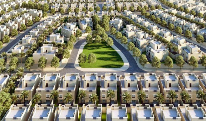 Chi mạnh 7 tỷ USD, Ả Rập Xê Út quyết tạo nên điều thần kỳ ở sa mạc cát - Ảnh 3.