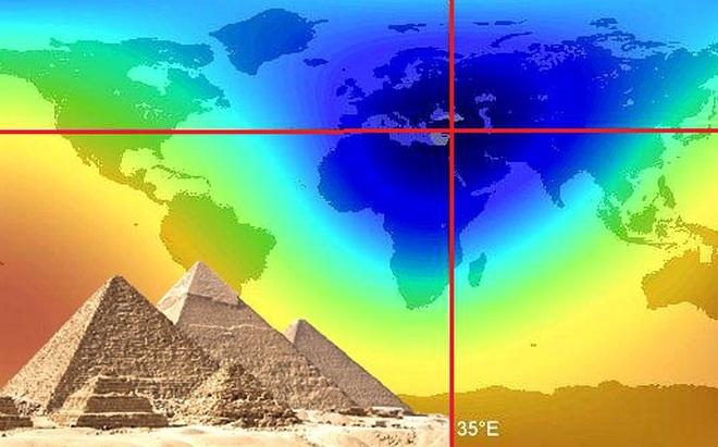 4 điểm dị thường của Đại kim tự tháp Giza thách thức trí tuệ giới khoa học hiện đại