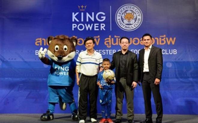 Thái Lan đưa 'thần đồng' 7 tuổi sang Leicester City