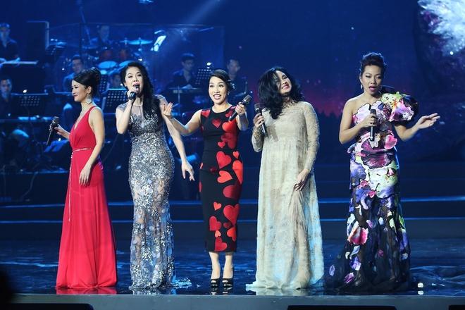 [Video] Đàn áp từ ca sĩ thường tới diva: Thanh Lam quá khủng khiếp! - Ảnh 1.