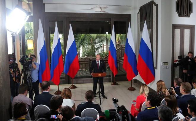 Cận cảnh khu biệt thự Tổng thống Putin tổ chức họp báo trên núi Sơn Trà - Ảnh 6.
