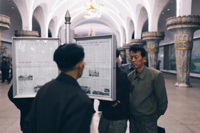 Người Hong Kong kể trải nghiệm thú vị khi đi tàu điện ngầm ở Triều Tiên - Ảnh 2.