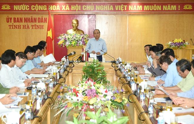 Thủ tướng: Nếu Formosa vi phạm trở lại thì phải đóng cửa nhà máy - Ảnh 1.