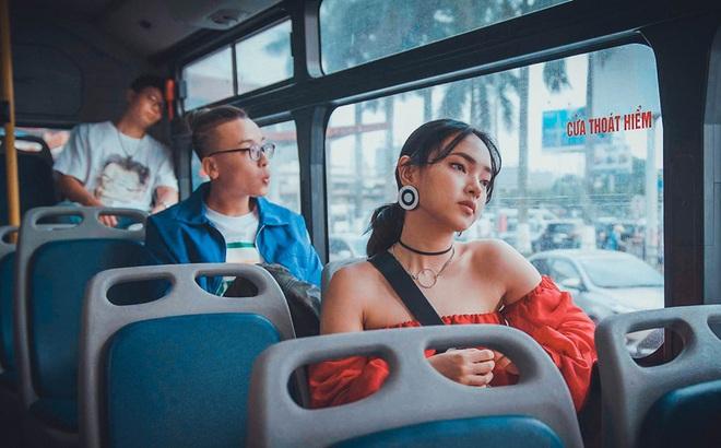 """Châu Bùi đẹp """"không góc chết"""" trong MV mới của nhóm Da LAB"""