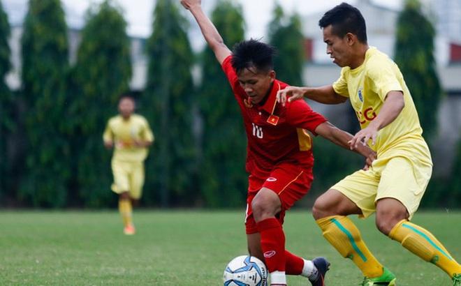 HLV Hoàng Anh Tuấn sốc vì U19 Việt Nam đá giao hữu thua đậm